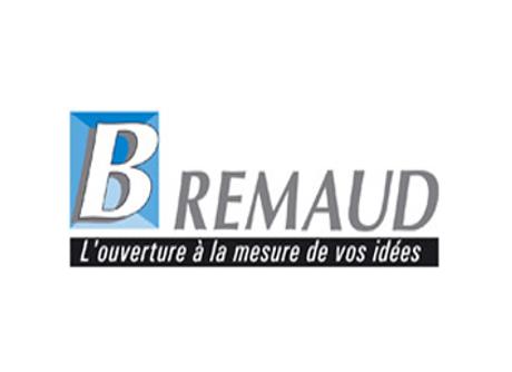 Bremaud, partenaire pour les menuiseries extérieures en Vendée de SPV Menuiserie