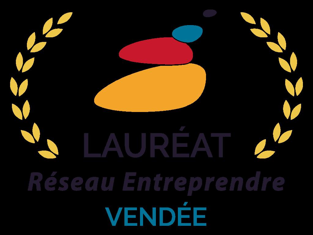 Lauréat, réseau entreprendre Vendée